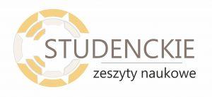 logo studenckie zeszyty naukowe